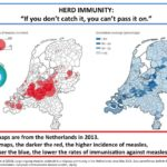 herd immunity if you dont catch it cant pass netherlands 2013
