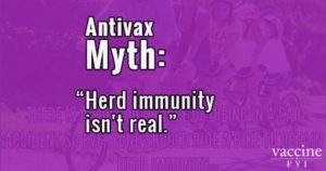 Antivax Myth: Herd immunity isn't real