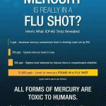 how much mercury is really in a flu shot